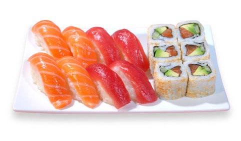 P4:Sushi California