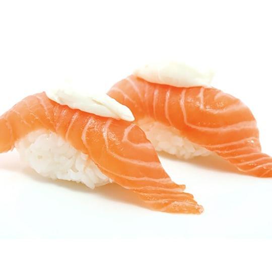 S4 Sushi saumon cheese (kiri)