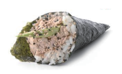 T3 Témaki saumon cuit avocat