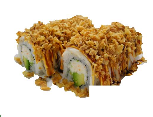 N2 Crunch sans poisson cru