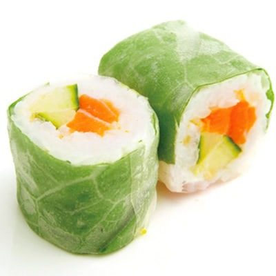 G1 Green roll saumon avocat 8P
