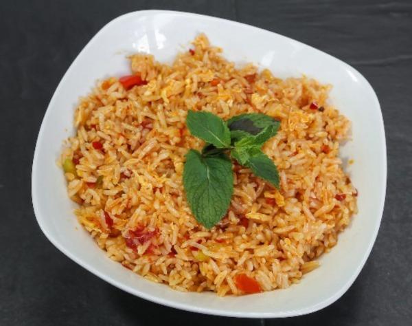 Riz thaïlandais crevettes