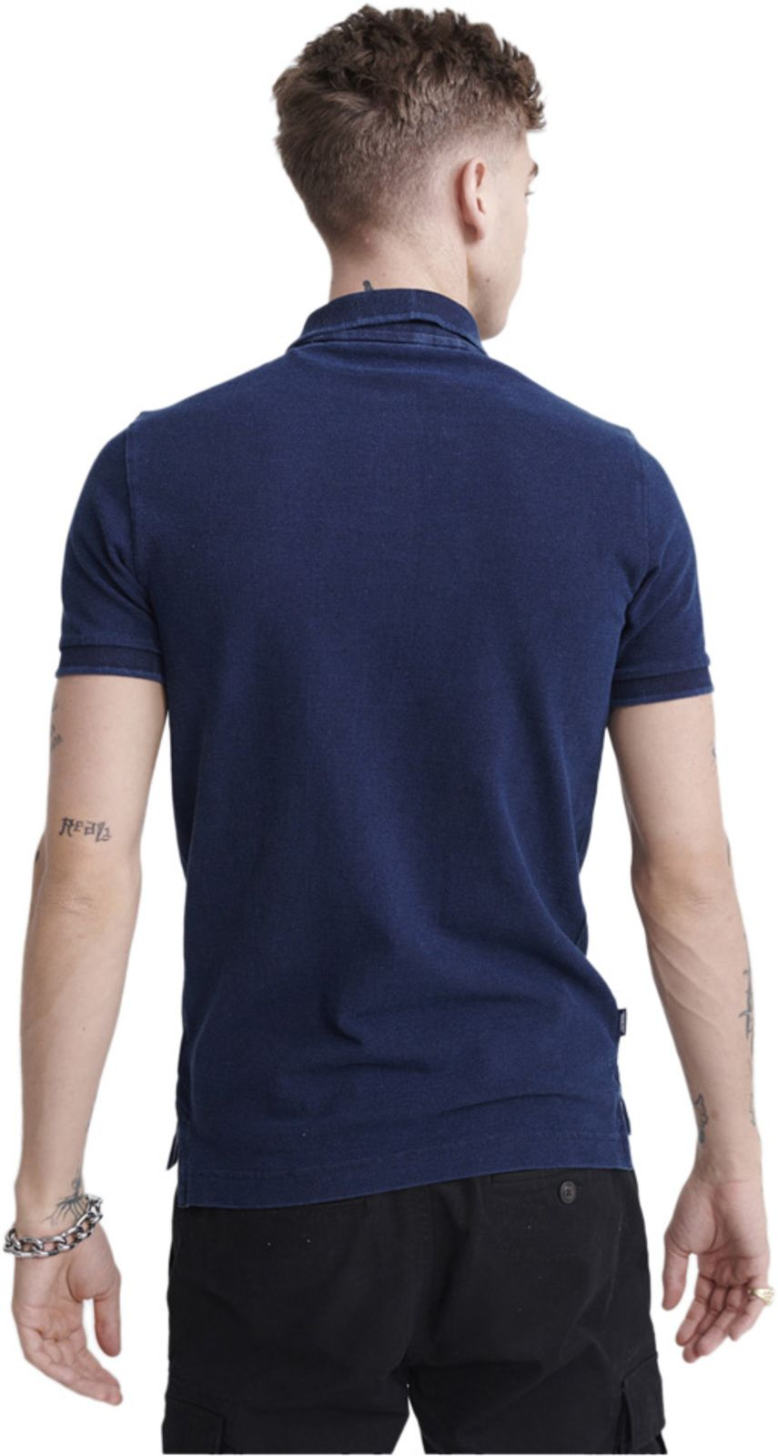 Superdry-Polo-Shirts-Classic-Pique-Short-Sleeve-Tops-Assorted-Colours thumbnail 17