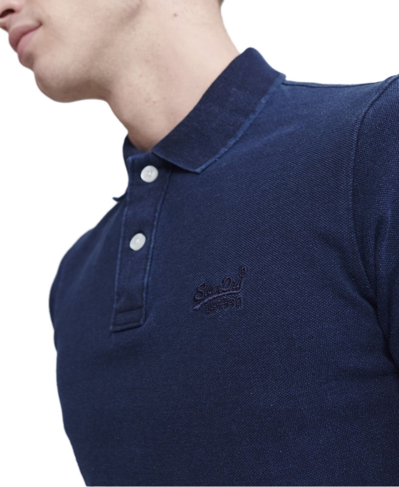 Superdry-Polo-Shirts-Classic-Pique-Short-Sleeve-Tops-Assorted-Colours thumbnail 18