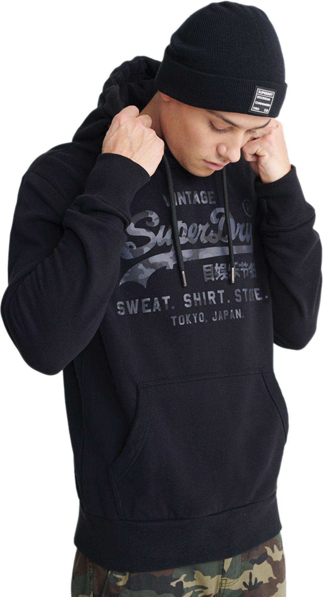 Superdry-Hoodies-amp-Sweats-Assorted-Styles miniatura 4