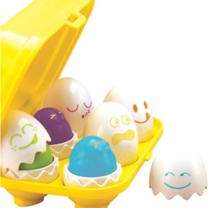 Tomy - Hide 'n' Squeak Eggs-0