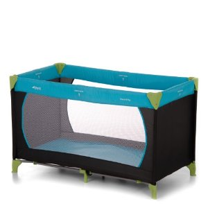 Hauck Dream N Play Travel Cot -0