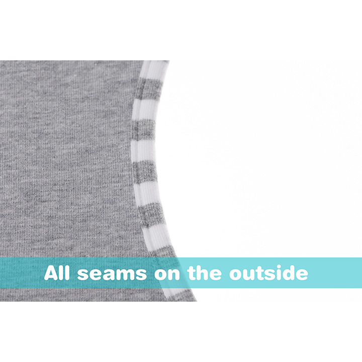 Love To Dream Swaddle Original - Stage 1 - Grey Small 3 - 6kg-3740