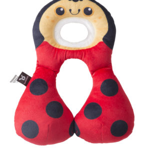 BenBat Neck Support Travel Friend Big - Lady Bug-0