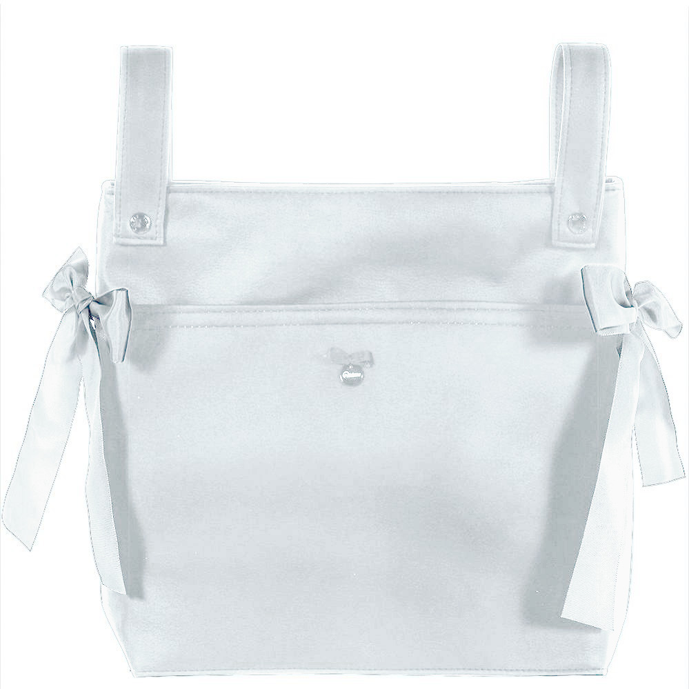Uzturre Baby Bag - White-0