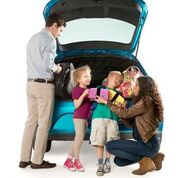 Mifold Car Seat Booster-4306