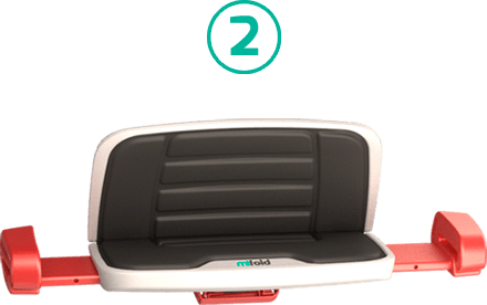 Mifold Car Seat Booster-4314