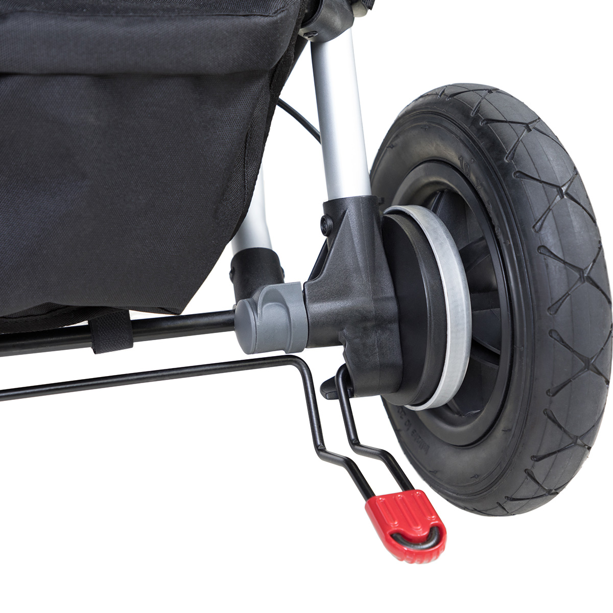 Mountain Buggy Duet V3 + Free Double Rain Cover £40 -5307