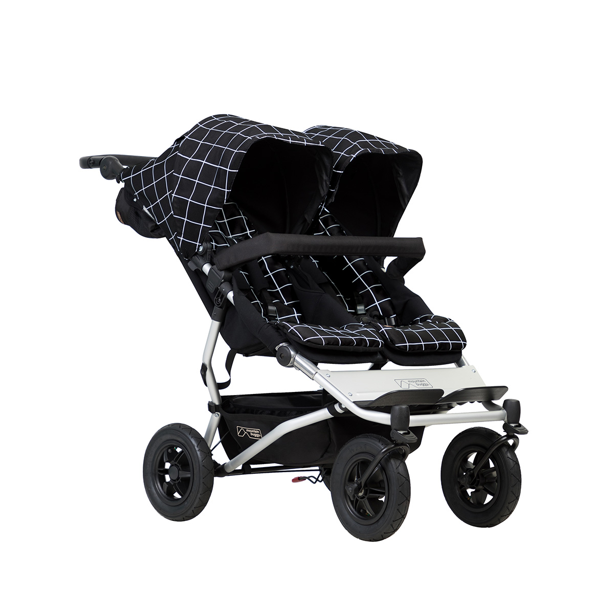 Mountain Buggy Duet V3 + Free Double Rain Cover £40 -0