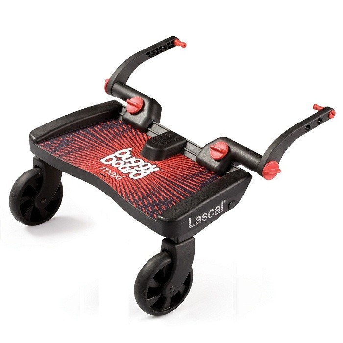 Lascal MAXI Buggyboard / Red-0