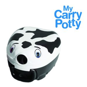 My Carry Potty / Cow-0