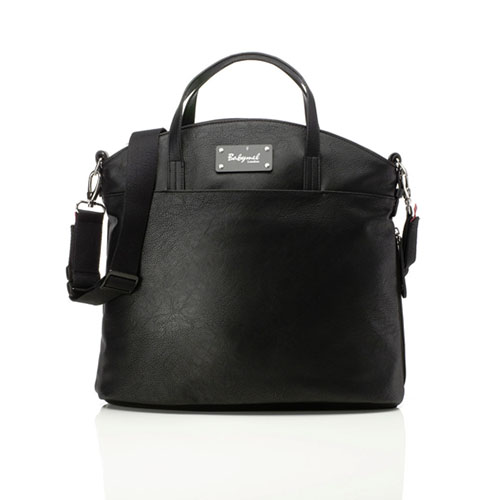 Babymel - Grace PU black-0