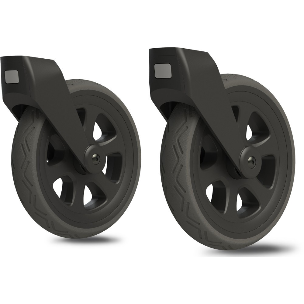 Joolz Day 2 All Terrain Swivel Wheels (Black)-0