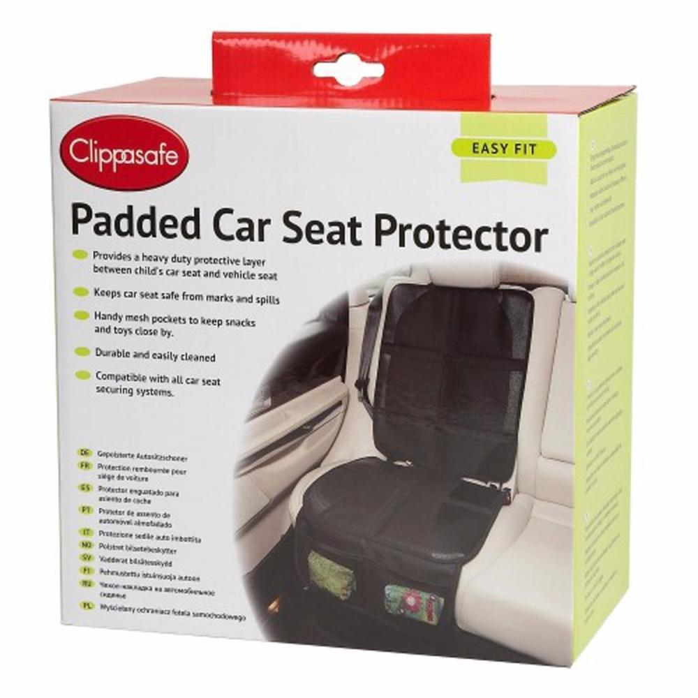 Clippasafe Padded car seat Protector -6756