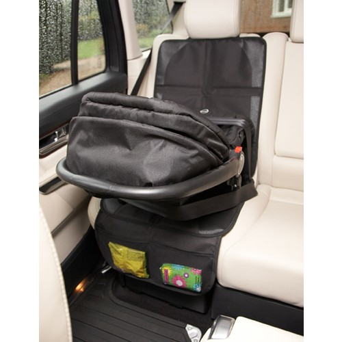 Clippasafe Padded car seat Protector -0