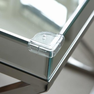 Corner cushions for Glass Tops (4 pack)-0